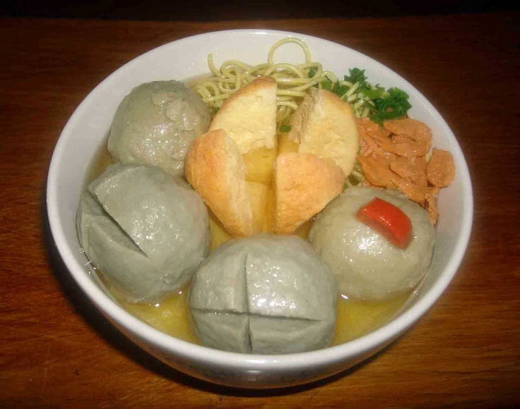 Bakso (Meatball)