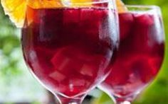 Ricetta della sangria spagnola #sangria #vino