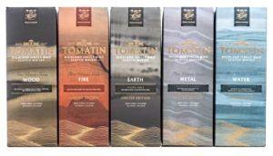 vinjournalen.se -   : Intressant lansering - Five Virtues Limited Edition i begränsad serie    I de skotska högländerna har Tomatin tillverkat whisky sedan 1897. Nu lanserar de en ytterst begränsad serie om fem whiskies som hyllar den urgamla konsten. De två första; Tomatin Limited Wood Edition och Tomatin Limited Fire Edition släpps den första juni i Systembolagets beställningssortiment... https://www.vinjournalen.se/nyheter/2017/05/14/intressant-lansering-five-vi