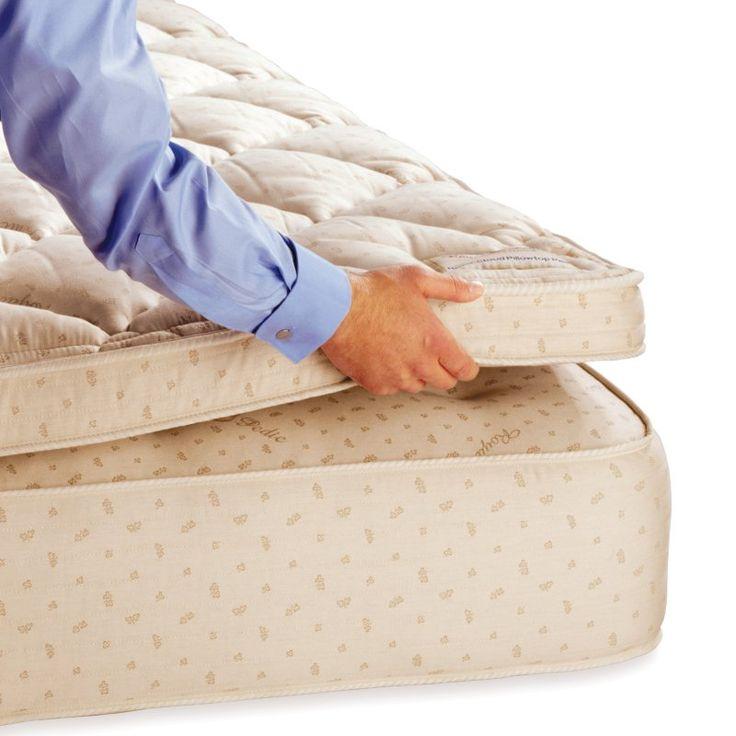 Pillow Top Mattress Topper Full Pad 4
