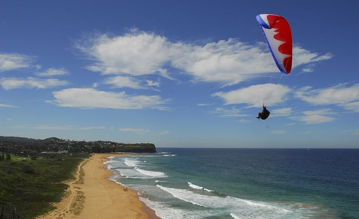 South east Queensland is the paragliding capital of the state. Find out more at www.racqliving.com.au.