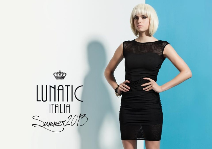 LUNATIC SUMMER COLLECTION 2013 FASHION WOMAN DRESS