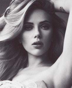 love her natural beauty!! (scarlett johansson)
