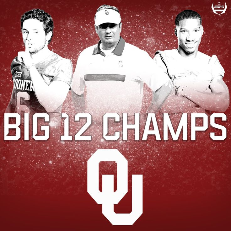 OU rolls past OSU to clinch the Big 12 title! 2016