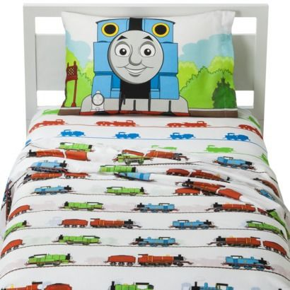 Thomas the Train Sheet Set - Twin  sc 1 st  Pinterest & 55 best Thomas The Train Room images on Pinterest | Thomas bedroom ... islam-shia.org