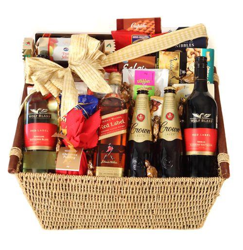 The 25 best christmas hampers australia ideas on pinterest australia gift baskets christmas overload negle Images
