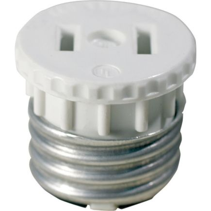Light Bulb Socket Plug Adapter For Recessed Lighting