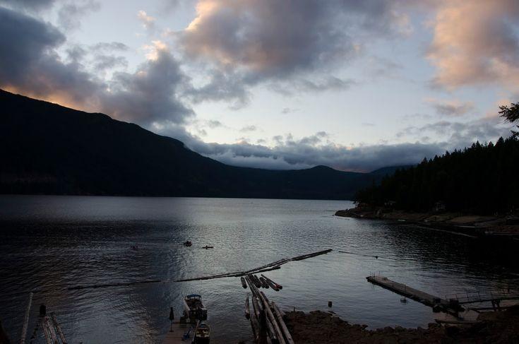 Powell Lake, BC, British Columbia, Photo Essay by Eric Stenberg.