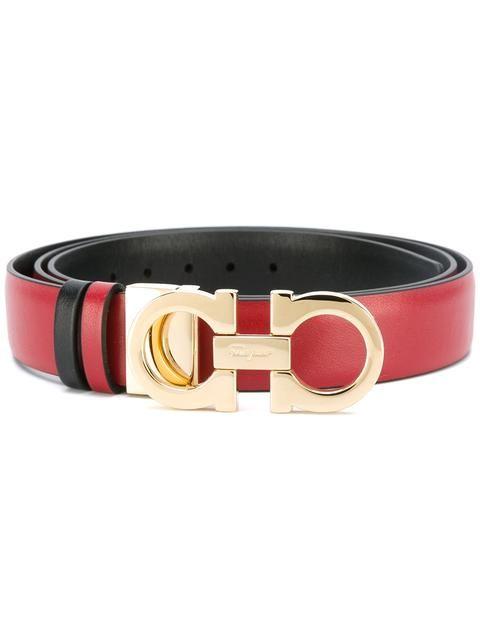 Shop Salvatore Ferragamo 'Ceylon' belt.