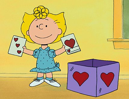 Charlie Brown Valentine 2002