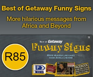Best of @Getaway Magazine Funny Signs
