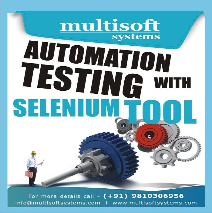 Automation Testing Training and Certification