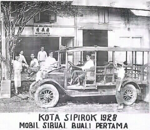 Sibual Buali, 1928.