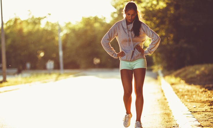 To burn 500 calories a day, you need to walk 10,000 steps a day.