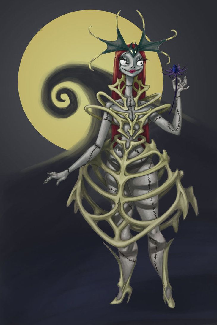 Sally Nightmare Before Christmas Dress