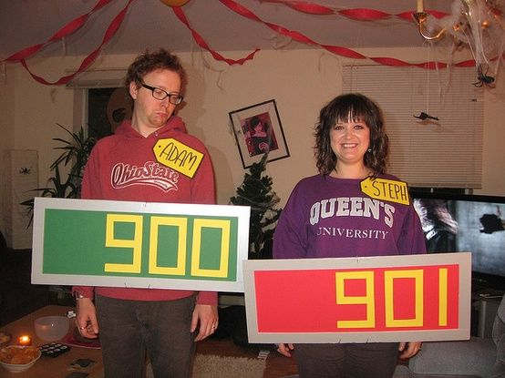 Awesome Price is Right costumes - Click image to find more Humor Pinterest pins