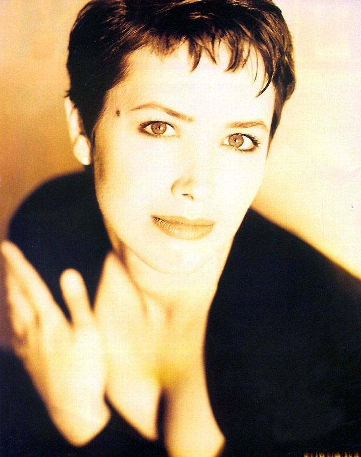 Janine Turner  - I made deliveries to her house when Northern Exposure was being filmed, and was always tongue tied when she answered the door!