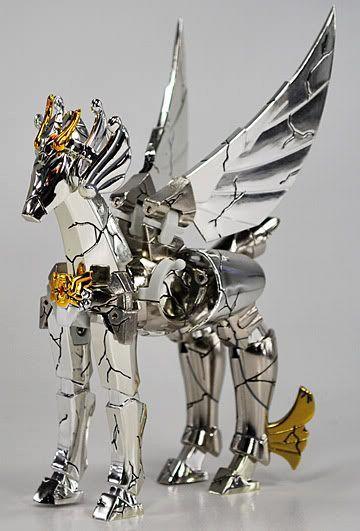Pegasus Armor Broken