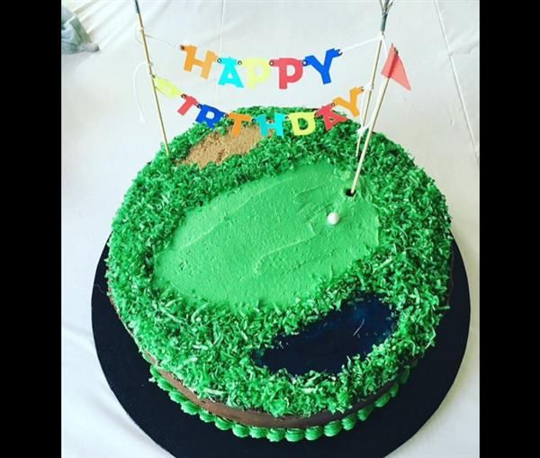 Best celebrity cakes - See Deacon Phillippe's birthday cake