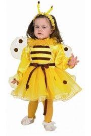 Kız Bebek Arı Maya Kostümü