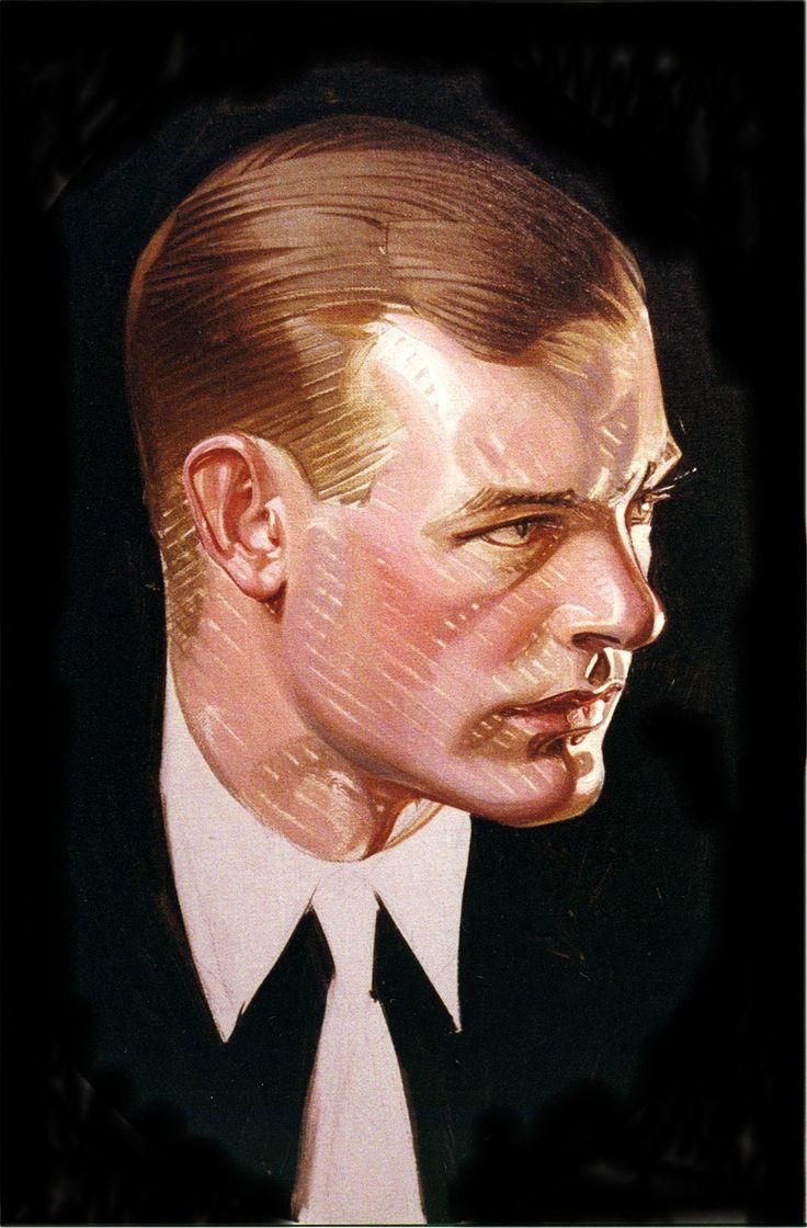 JC Leyendecker, Arrow Collar ad.