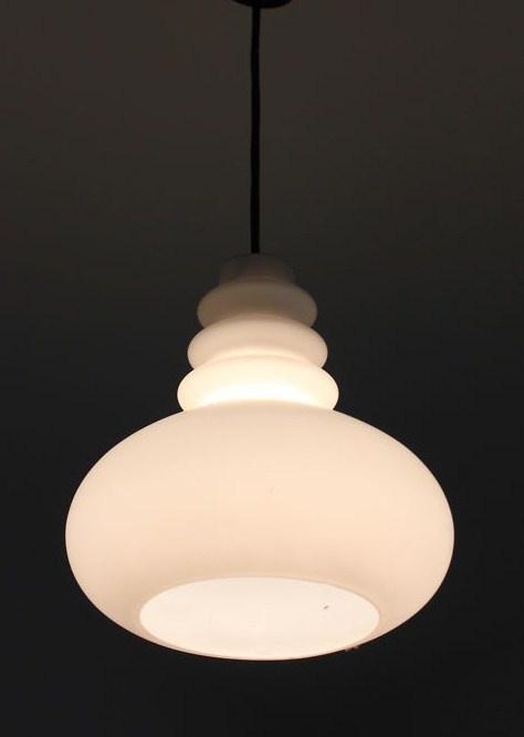 Vintage PeilL light lamp pendant fog morup poulsen panton danish retro | eBay
