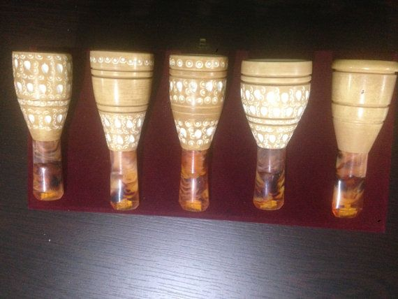 meerschaum cigar holders mouthpieces set 40 to by - Cigar Holder