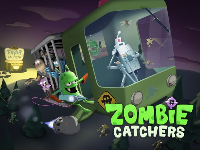 Zombie Catchers v1.0.20 [Mod Money]   Zombie Catchers v1.0.20 [Mod Money]Requirements: 4.1Overview: Zombie Catchers is an action adventure game in a world riddled by a zombie invasion! Planet Earth is infested with the undead but were in luck: A.J. and Bud two intergalactic businessmen have decided to set up shop on our homeworld! Together they plan to catch all the zombies and make Earth safe once more - while also making a handsome profit...  Use an arsenal of gadgets and traps to hunt and…