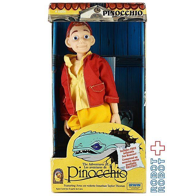 ピノキオ 実写