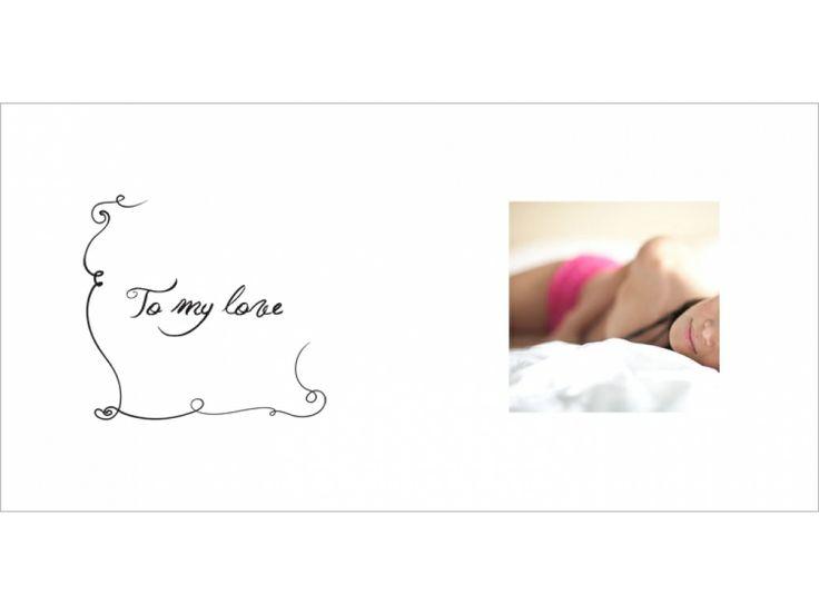Calligraphy for Boudoir & Portraits (album) - The Shoppe $50