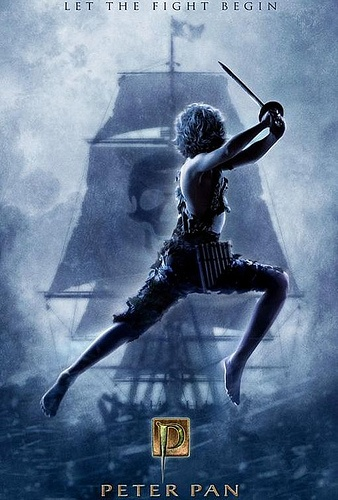 I have an obsession with this movie. It's my favorite adaptation of my general obsession, Peter Pan.