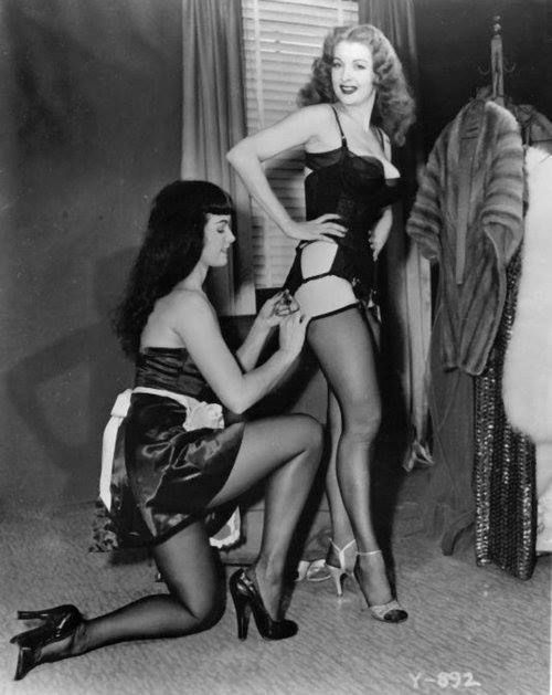 181 best bettie page images on Pinterest