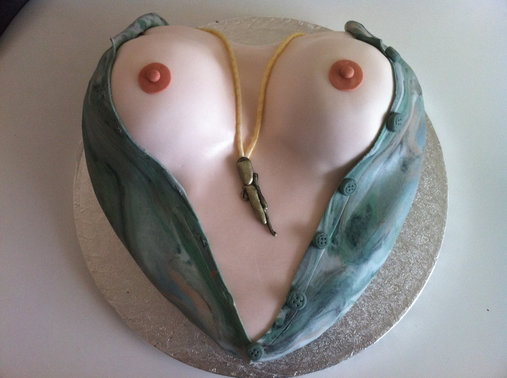 Kinky cake I made for one of my friend's birthday