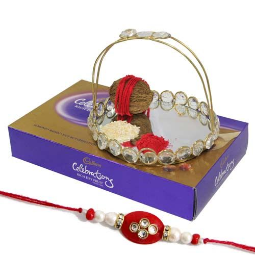 If you confused to select rakhi gifts for your adorable sister. You can choose Buyrakhigifts gallery, they provide lots of gifts according to her with best price.