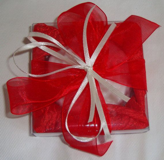 Handmade Wedding Bomboniere - Unique Wedding Favor. A Thank You gift to guests from the bride and groom during/after the wedding ceremony or the wedding reception A gift that brings your unforgettable wedding a perfect ending!!!!!