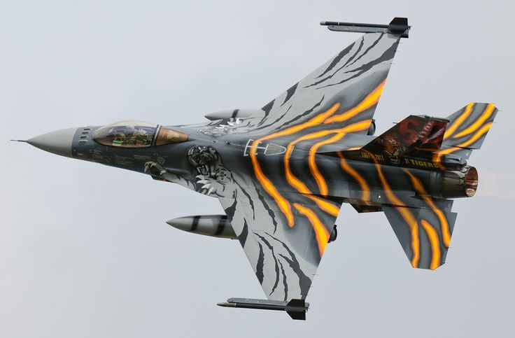 Belgium - Air Force General Dynamics F-16AM Fighting Falcon