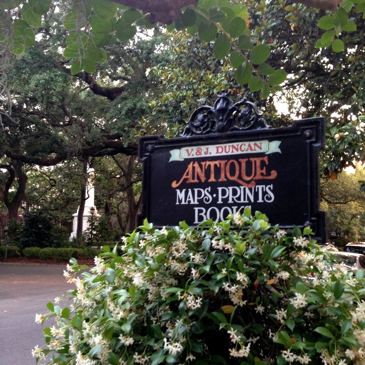 14 Best Savannah Antiques Images On Pinterest Savannah