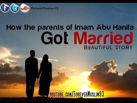 How Abu Hanifa's Parents Got Married || aka how Abu Hanifa's father met his mother....it was the apple, again :D