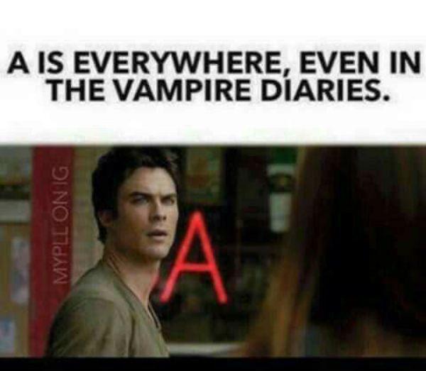 vampire diaries pretty little liars