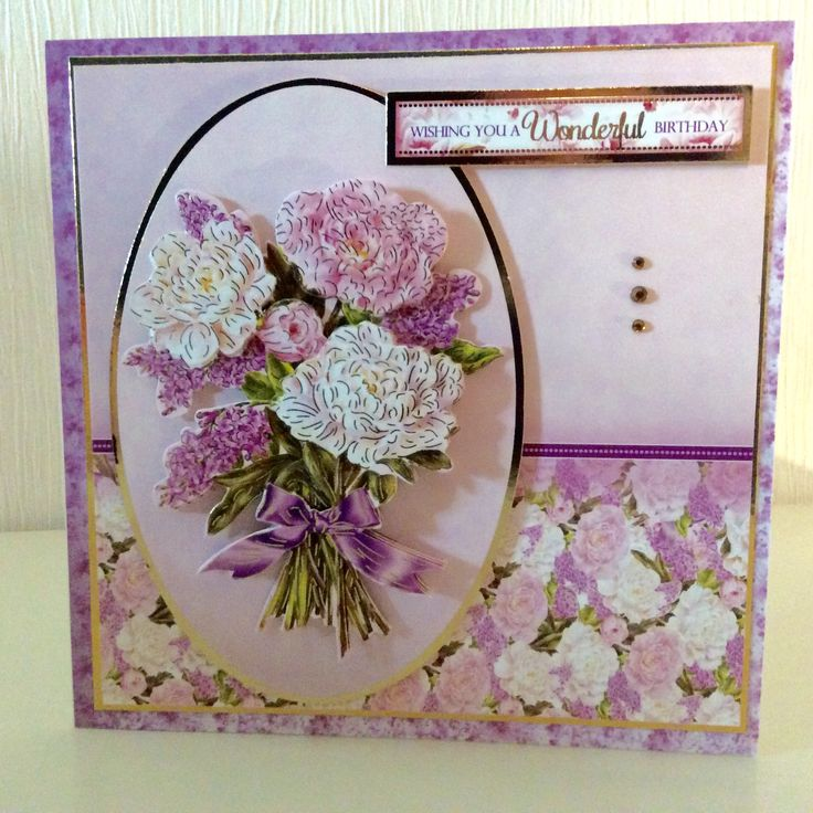 Evelyn Michie. Hunkydory Fabulous Florals (7)