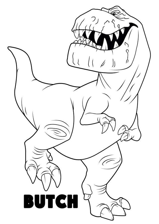 Dinosaurio | cumple años dino | Pinterest | Dinosaur coloring ...