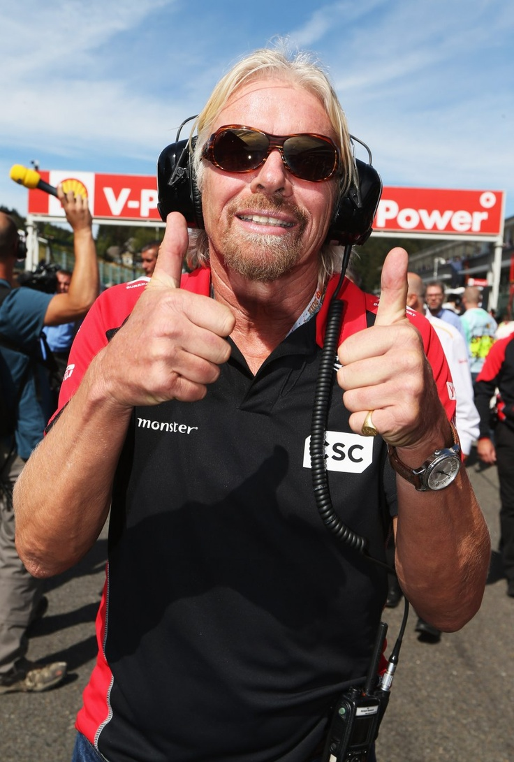 Richard Branson Reveals Virgin's Social Media Secrets