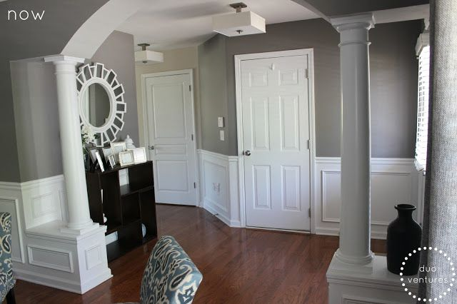 Duo Ventures Behr Creek Bend Paint Colors Color Combos Pinterest Grey Ps And Living Rooms