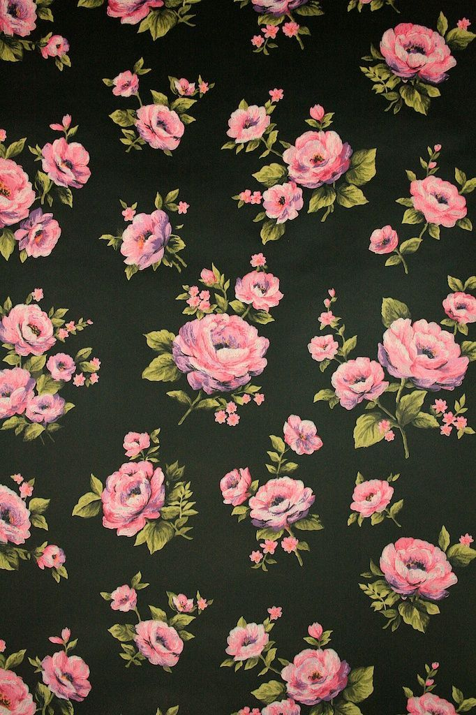 Vintage Wallpaper Google Search Vintage Flowers Wallpaper