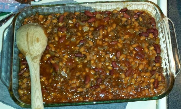 Recipes to Remember: Rancho Baked Beans - my sister passed this on to me years ago and it's a family favorite