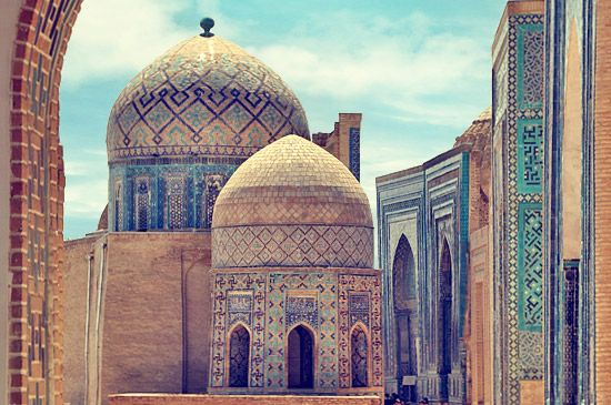 Samarkand tours: Private Sightseeing Tours in and around Samarkand