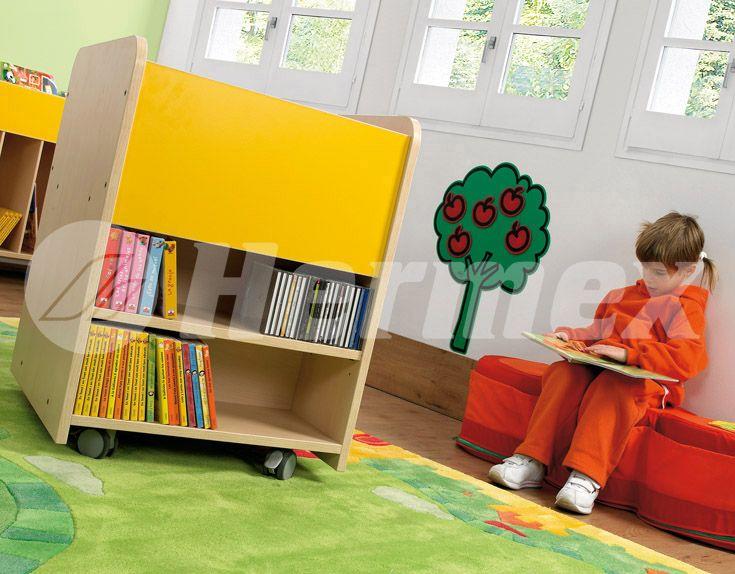 17 best images about bibliotecas infantiles on pinterest - Estanteria biblioteca infantil ...