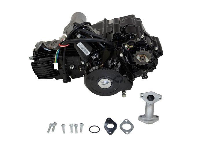 125cc Pit Bike Engine