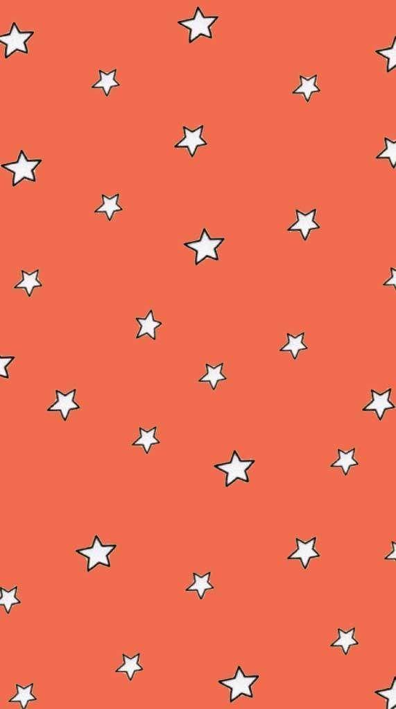 Creative Art Drawings Iphone Wallpaper Orange Cute Patterns Wallpaper Best Iphone Wallpapers Awesome cute orange wallpaper for
