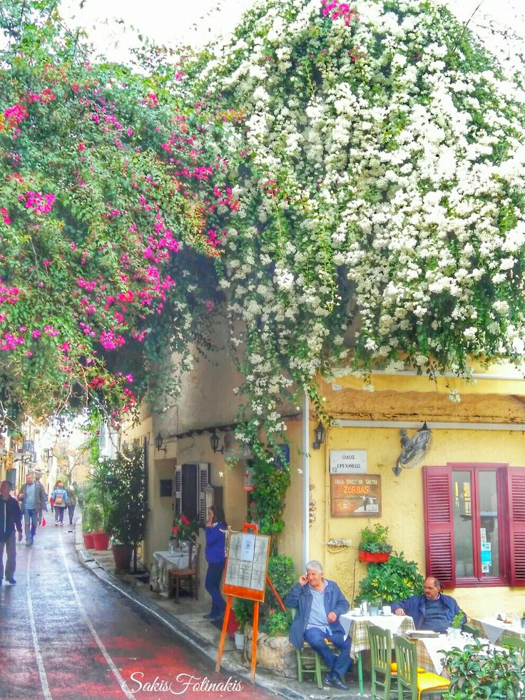 Plaka,Athens, Greece